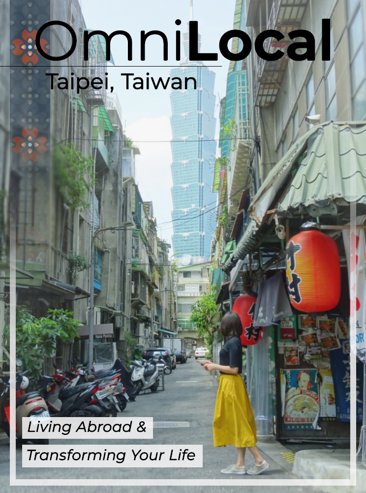 OmniLocal Taipei Guidebook Cover